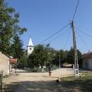 Náměstíčko v Rovensku
