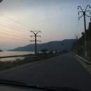 Z Bígru se necháváme odvézt a soutěsku Dunaje pozorujeme jen z auta