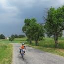 Utíkáme před bouřkou