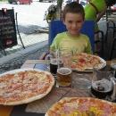 První ilatská pizza na cestě - v jihočeském Pacově