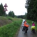 Poslední Alpské sedlo je bezejmenné a má asi 1000 metrů. To fakt nestojí ani za řeč :-)