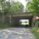 Potkáváme se s Hitlerovou dálnicí, podél níž jsme před pár lety podnikli samostatnou výpravu