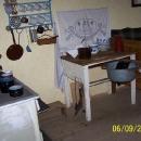 Kuchyň v chalupě - někdo ještě bude znát od babičky