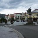 Rožnov pod Radhoštěm má hezké náměstí