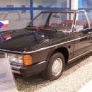 Bývalá vládní Tatra 613