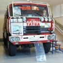 Lopraizova vítězná Tatra nesmí chybět!