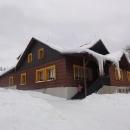 Horská chata Švarná Hanka, naše ubytování na druhou část dovolené