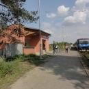 Dobratice p. Prašivou - na vlak přicházíme akorát včas.