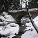Most přes Orlici u Zemské brány