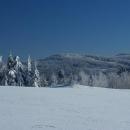Zimní fotka.