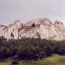 Bílé skály v Bílých Karpatech