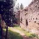 Zřícenina hradu Vršatec