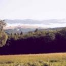 Ranní mlhy v Bílých Karpatech