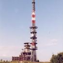Vysílač na Velké Javořině (970 m.n.m.) dopraví TV signál až do Luďkových Heroltic