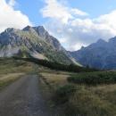 Dojdeme až těsně k horám, když budu mít ten štít nad sebou, budu se cítit bezpečně!