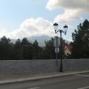 Domů se nám nechce, takže si cestu prodlužujeme o výjezd do pohoří Lovčen na Jezerski vrh.