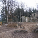 Na hradě Šelmberk