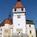 Hlavní brána do zámku