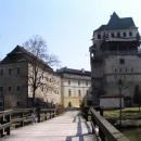 Pohled na zámek od parku
