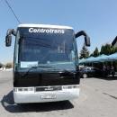 Usedáme do klimatizovaného autobusu s cedulkou I. Sarajevo.