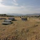 Stečky, náhrobky členů staré bosenské církve se nacházejí i vysoko v horách
