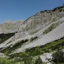 Při vydýchávacích pauzách obdivujeme nádherná panoramata.