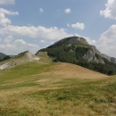 1859 metrů vysoký Uglješin vrch