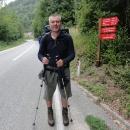 Konečně jsme na silnici v údolí Sutjesky.