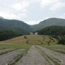 Válečný památník bitvy na Sutjesce