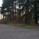 A jsme u Valdeku, až skoro k němu vede asfalt