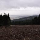 Nová sjezdovka (můj názor: škoda lesa)