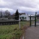 Nový areál vojenského muzea za Králíkami - už víme, kde je, tak někdy příště ...