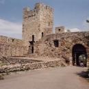 Na hradě Kalemegdan