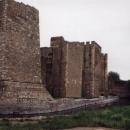 Smederevo - ohromná pevnost na břehu Dunaje