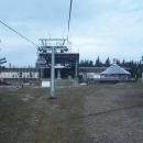 Horní stanice lanovky