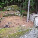 Tábořiště na Velkém kameni
