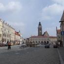 Na náměstí ve Slavonicích