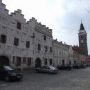 Renesanční domy ve Slavonicích