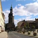 A jsem v Bad Schandau