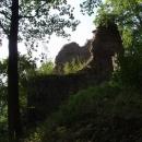 Hradní palác hradu Pajrek