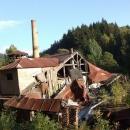Zkáza továrničky v Hamrech