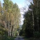 Cyklotrasa podél hranic