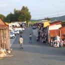 Průjezd asiatskou tržnicí na Folmavě