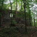 Hradní palác na Novém Herštejně