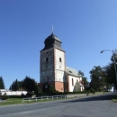 Kostel Sv.Jiří v Přimdě