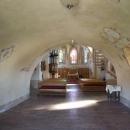 Pohled do kostela