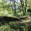 Frančina Huť – zaniklé vesnice připomínají jen cedule a zbytky základů domů