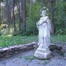 Vzpomínka na vesnici Pleš