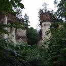 Torzo kláštera, škoda