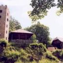 Zřícenina Rýzmberk - romantická hradní věž je vlastně rozhledna